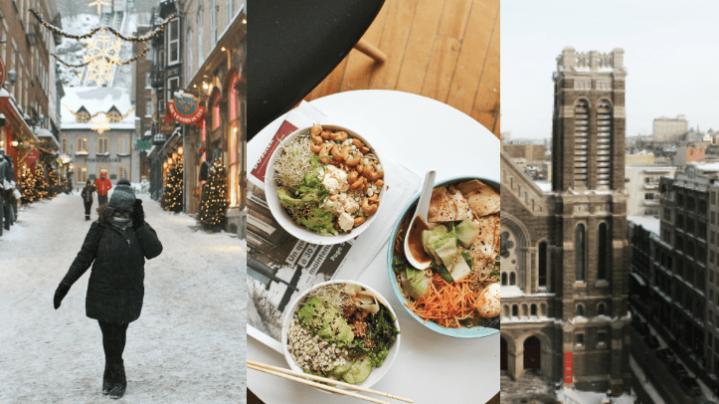 11 endroits à mettre sur ta liste pour ton prochain séjour àQuébec