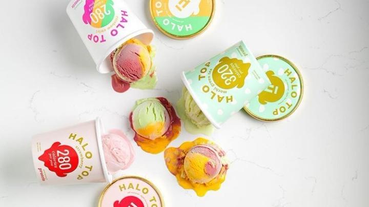 J'ai goûté à la fameuse nouvelle crème glacée « santé » dont tout le mondeparle