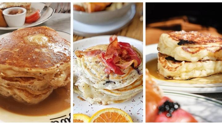 Les meilleures pancakes à Montréal sontici